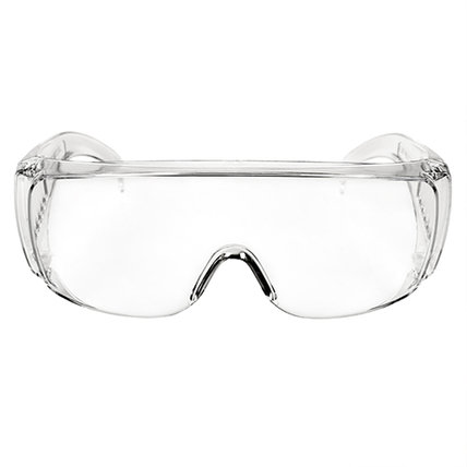 Safety Goggles Splash Resistant Over-glasses supported