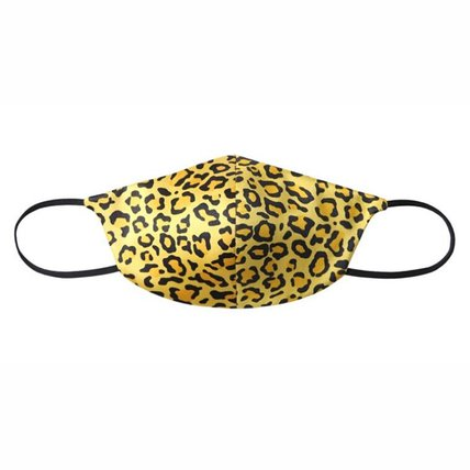 Pure Silk Mask Two Layer Soft and Comfortable