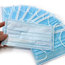 3-ply Disposable Protection Mask Breathable and Skin Friendly(50 PCS)