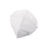4-ply KN95 Face Masks N95 Respirators alternatives & equivalents(10 PCS)