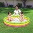 Summer 3-Ring Inflatable Swimming Pool For Kids