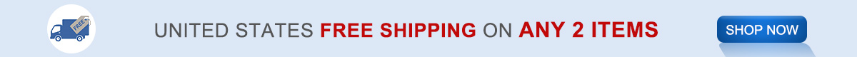 Worldwide free shipping on orders over $150